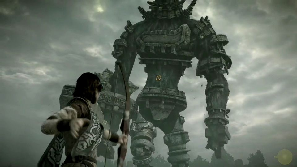 Shadow of the Colossus Performance and Cinematic Mode