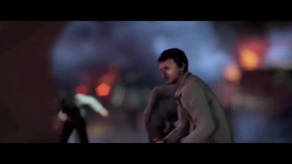 Resident Evil 6 No Hope Left Cinematic