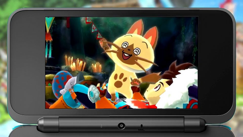 Monster Hunter Stories trailer #2