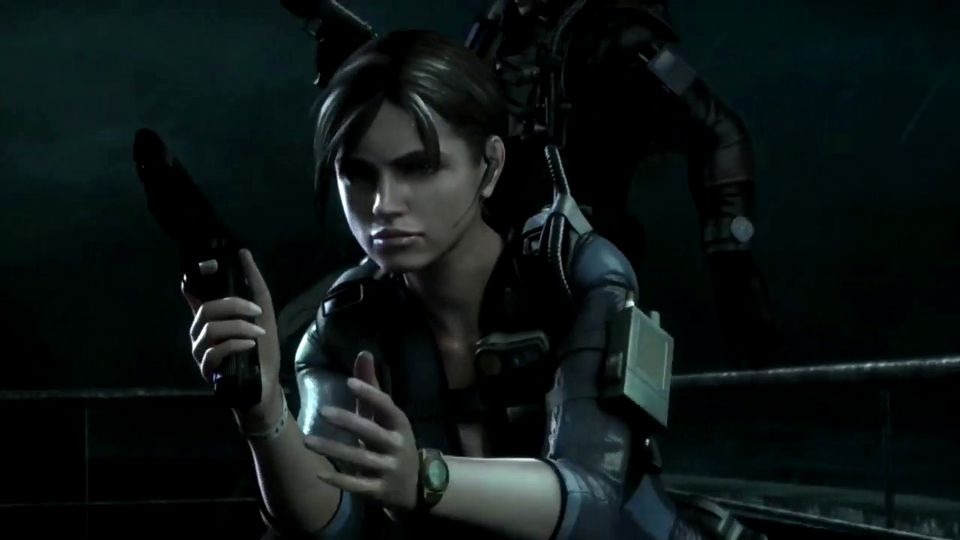 Resident Evil: Revelations PS4 & XONE version trailer