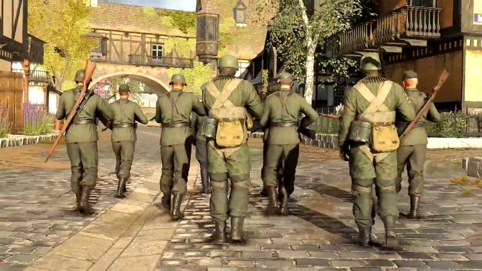 Sniper Elite 4 Deathstorm Part 3: Obliteration