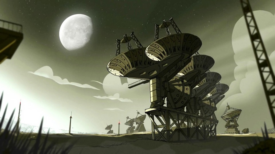 Prey story trailer - The history of TranStar
