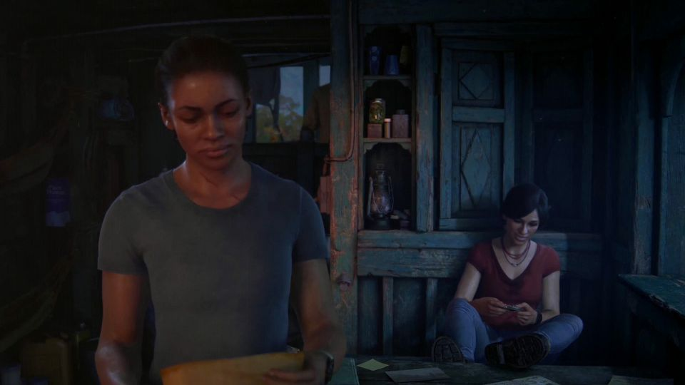 Uncharted: The Lost Legacy Riverboat Revelation