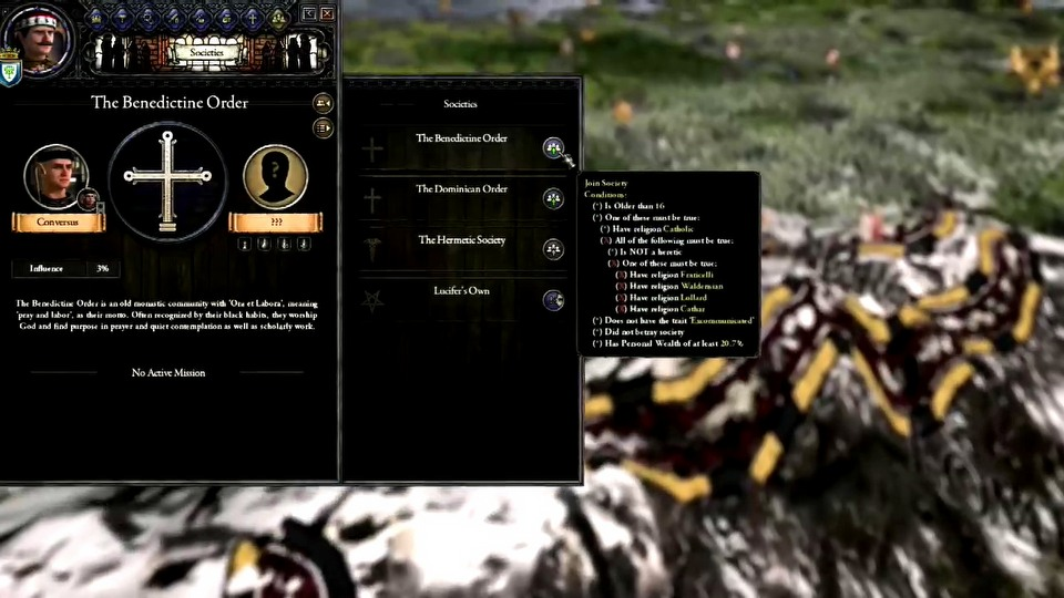 Crusader Kings II: Monks and Mystics launch trailer