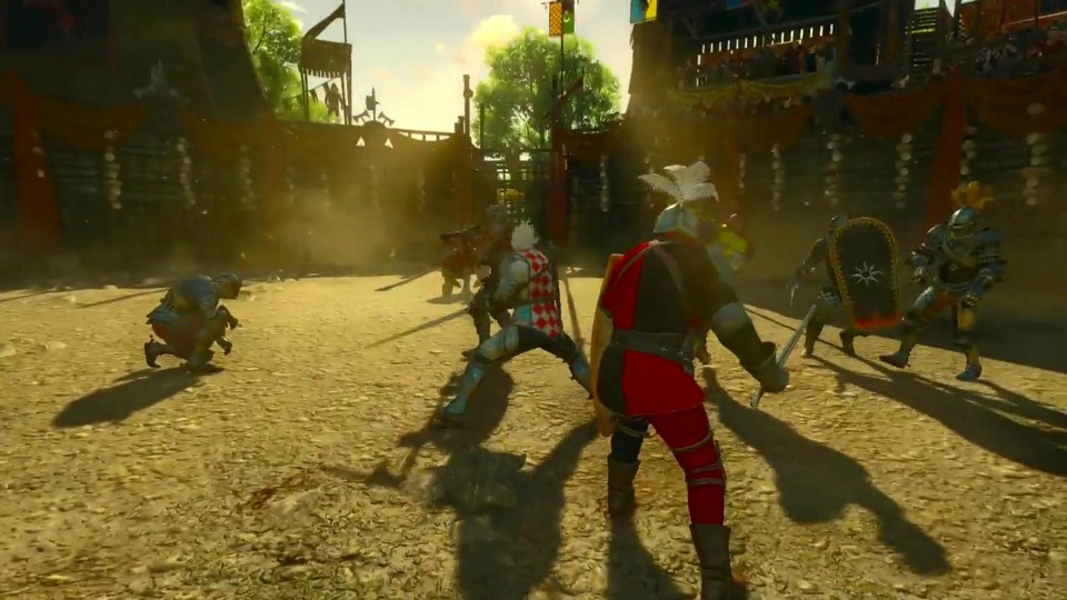 The Witcher 3: Blood and Wine launch trailer - Final Quest