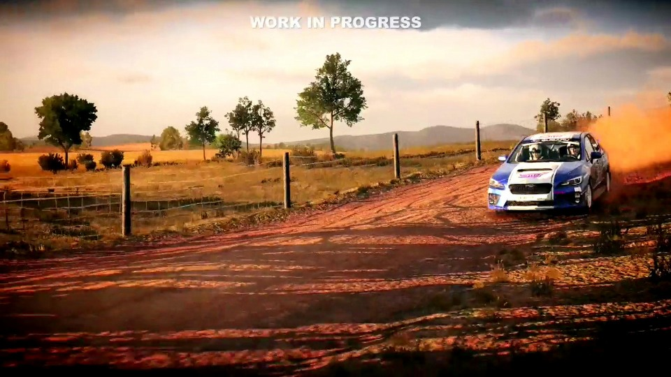 DiRT 4 Introducing Your Stage