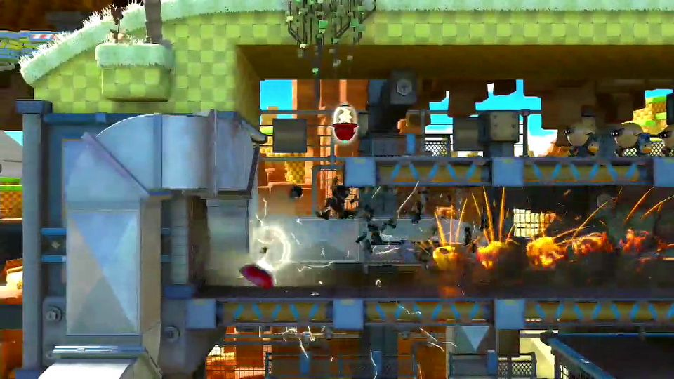 Sonic Forces E3 2017 trailer