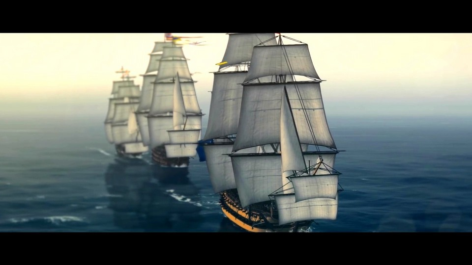 Naval Action Early Access trailer