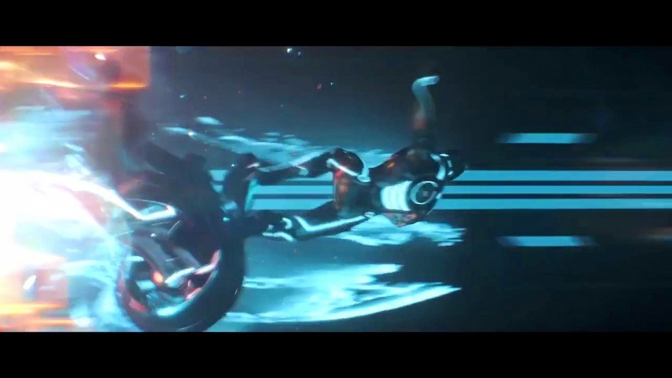 TRON RUN/r launch trailer