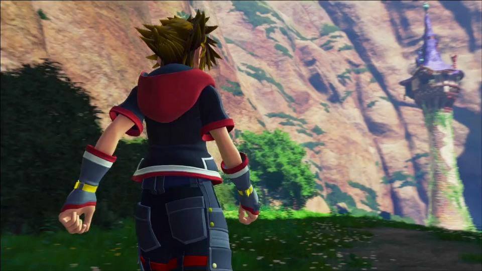 Kingdom Hearts III E3 2015 - trailer