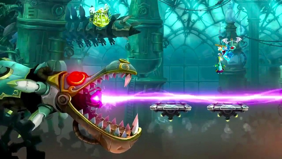 Rayman Legends PS4 and XONE launch trailer