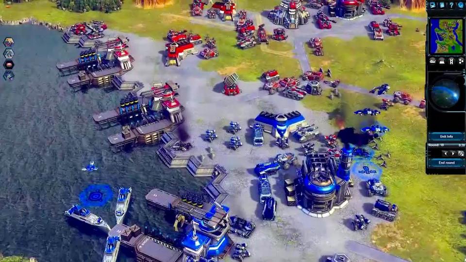 Battle Worlds: Kronos thank you video