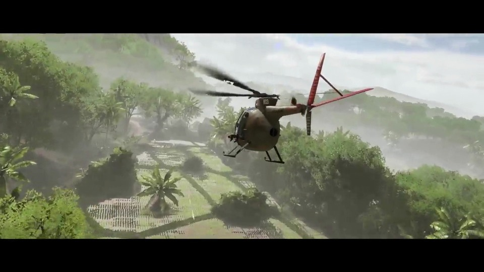 Rising Storm 2: Vietnam Helicopter reveal