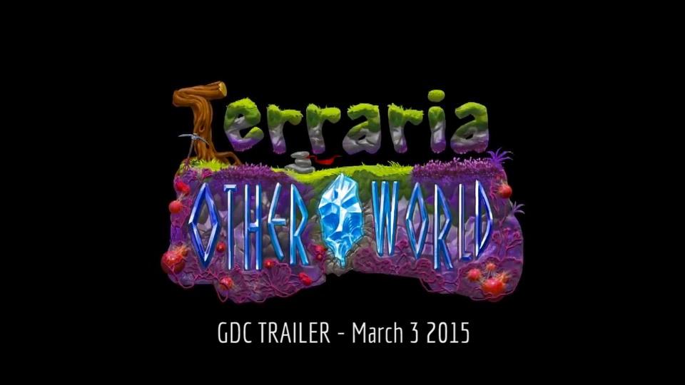Terraria: Otherworld GDC 2015 - trailer