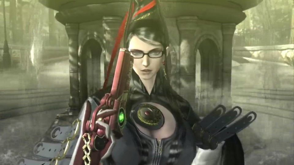 Bayonetta PC version trailer