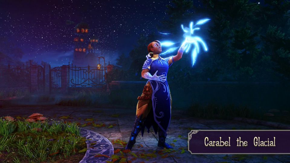 Nine Parchments character trailer