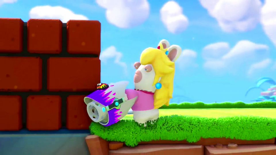 Mario + Rabbids: Kingdom Battle gamescom 2017 trailer