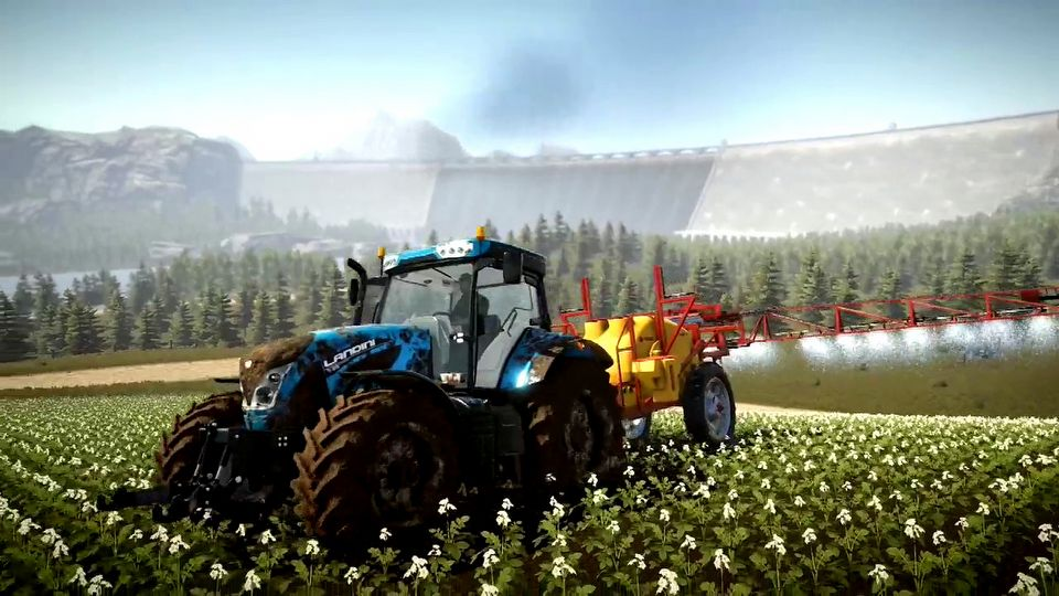 Pure Farming 2018 gamescom 2017 trailer