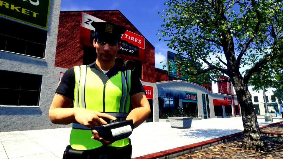 Police Simulator 18 Police Simulator Law Enforcement Pc