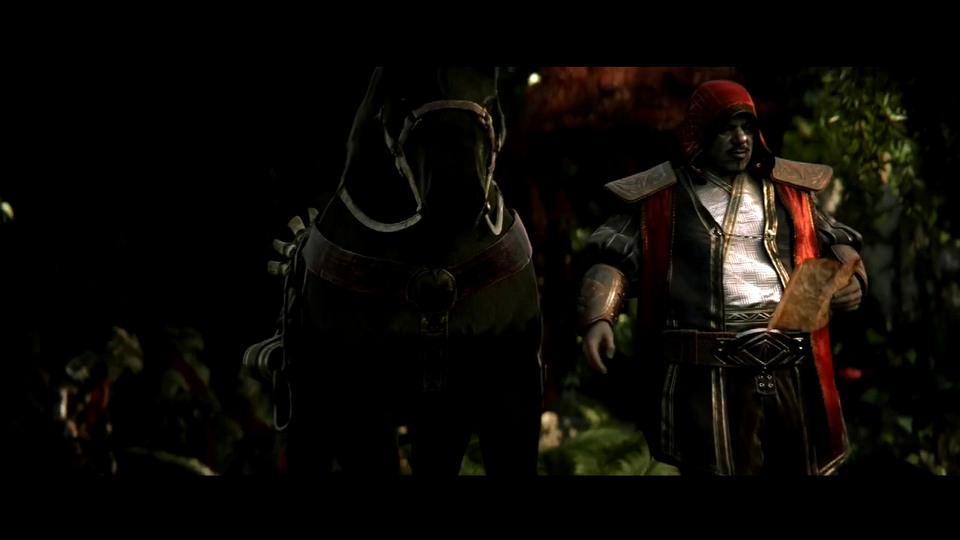 The Elder Scrolls Online: Tamriel Unlimited - Morrowind cinematic