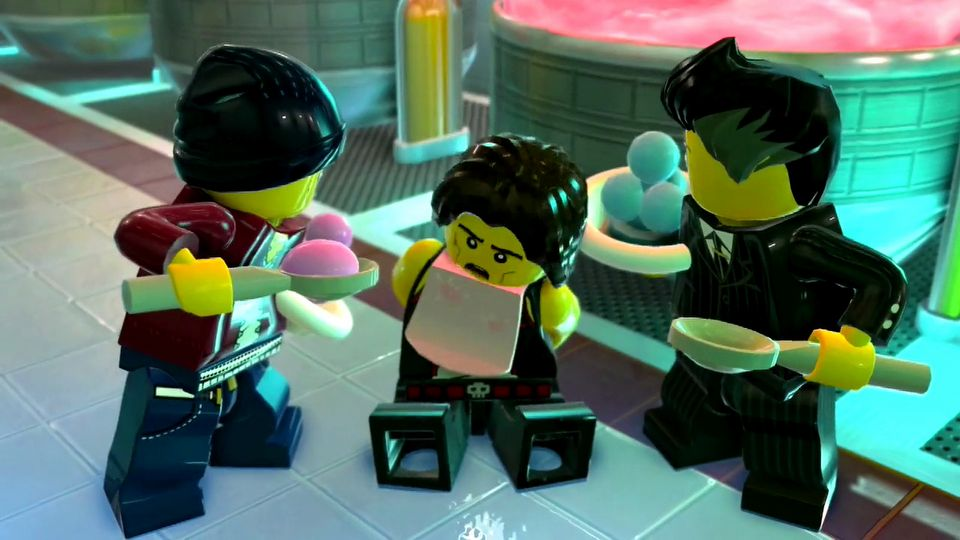 LEGO City: Undercover launch trailer