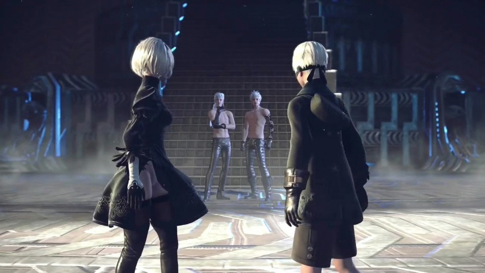 Nier: Automata launch trailer - Death is your beginning