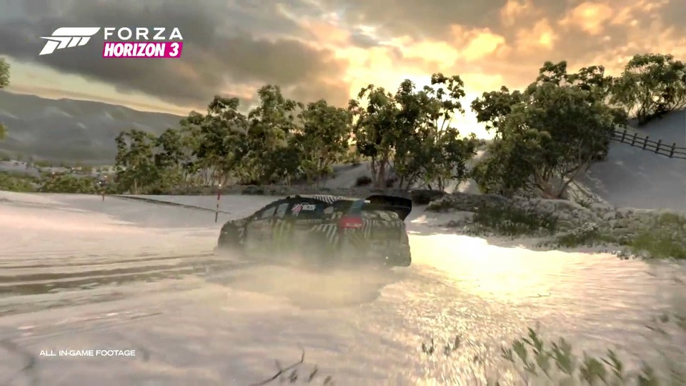 Forza Horizon 3: The Blizzard Mountain trailer