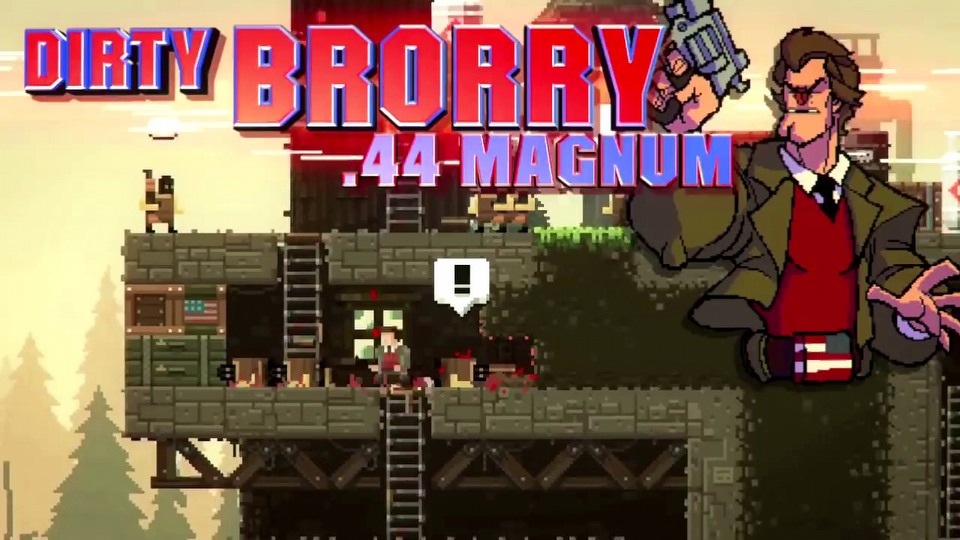 Broforce Fourth of July update