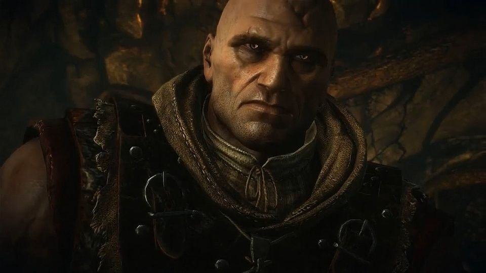 The Witcher 2: Assassins of Kings Cinematic Trailer