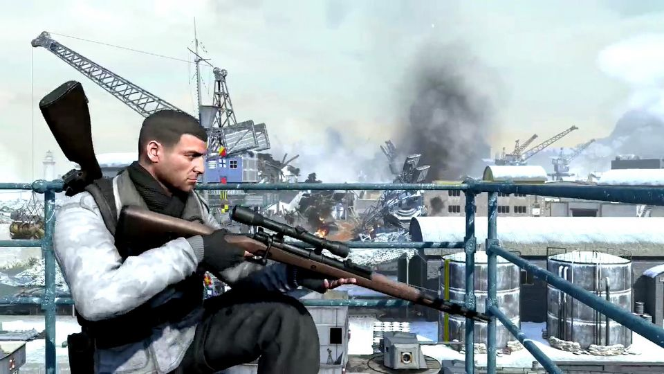 Sniper Elite 4 Deathstorm Part 1: Inception