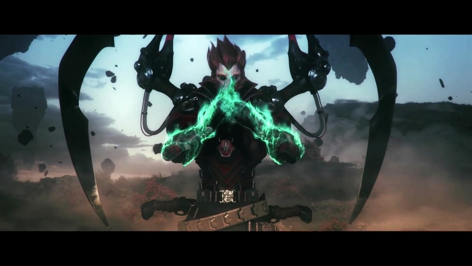 Duelyst cinematic
