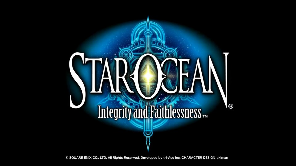 Update] Star Ocean: Integrity And Faithlessness Details Special ...