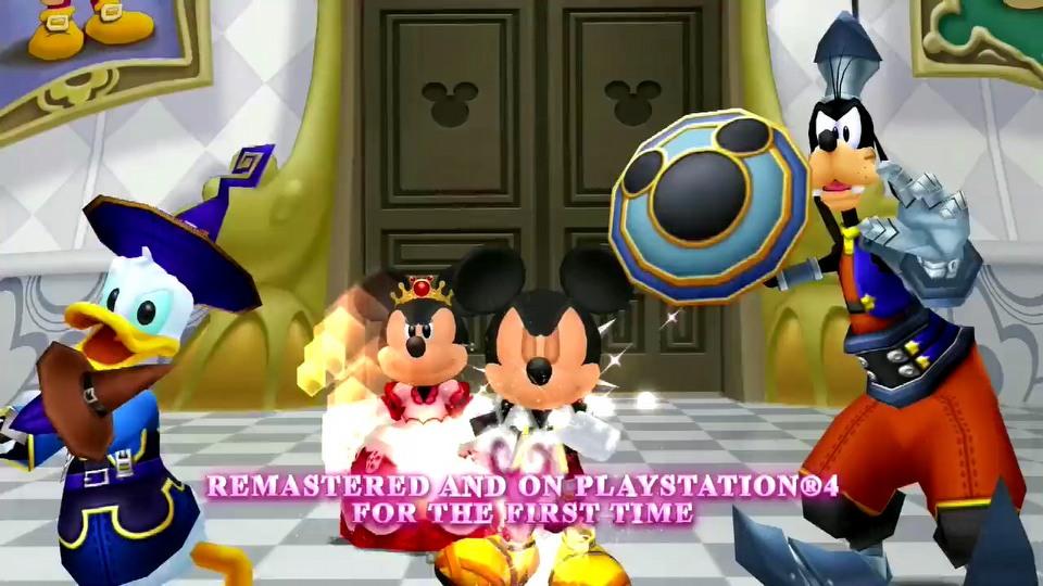 Kingdom Hearts HD 2.8: Final Chapter Prologue launch trailer