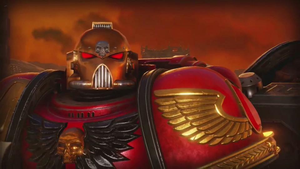 Warhammer 40K: Eternal Crusade trailer