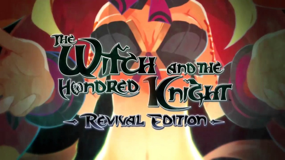 The Witch and the Hundred Knight Revival Edition trailer