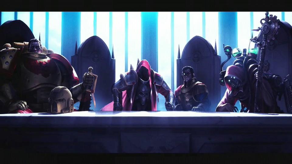 Battlefleet Gothic: Armada story trailer
