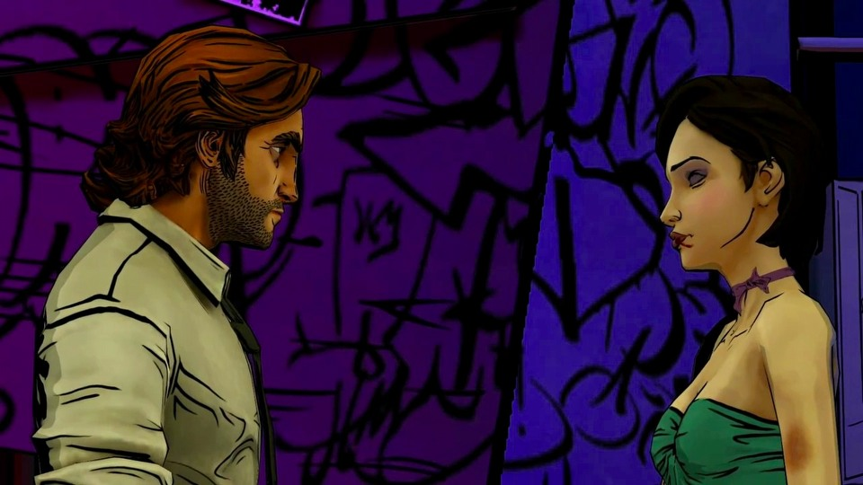 The Wolf Among Us: A Telltale Games Series - Season 1 episode #5 - Cry Wolf - trailer