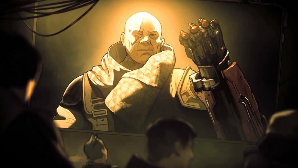 Deus Ex: Mankind Divided 15th Anniversary trailer