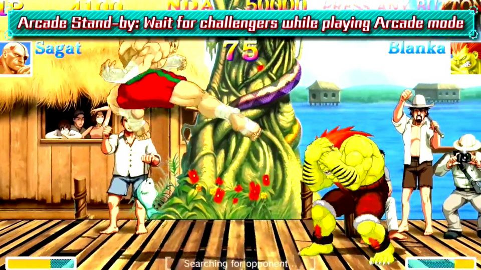 Ultra Street Fighter II: The Final Challengers trailer #2