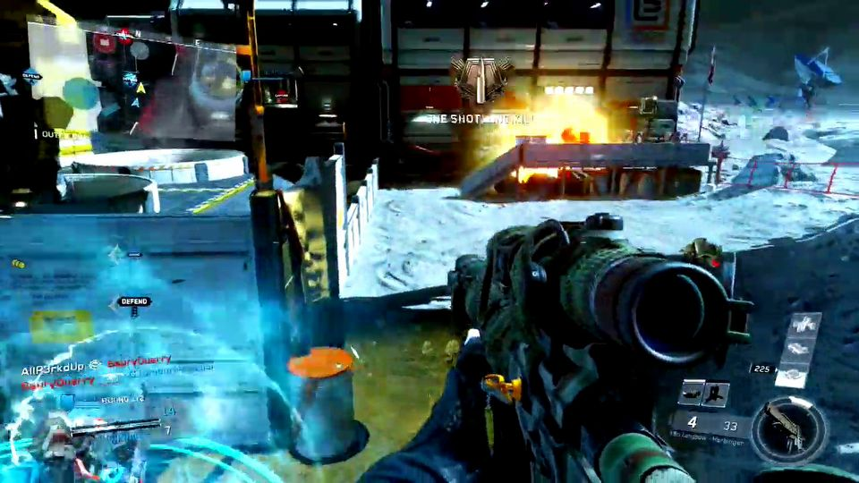 Call of Duty: Infinite Warfare - Continuum multiplayer mode