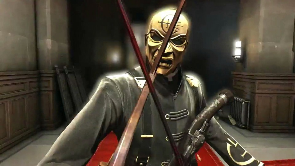 Dishonored: Definitive Edition launch trailer