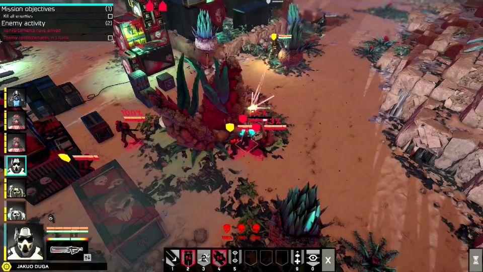 Shock Tactics launch trailer