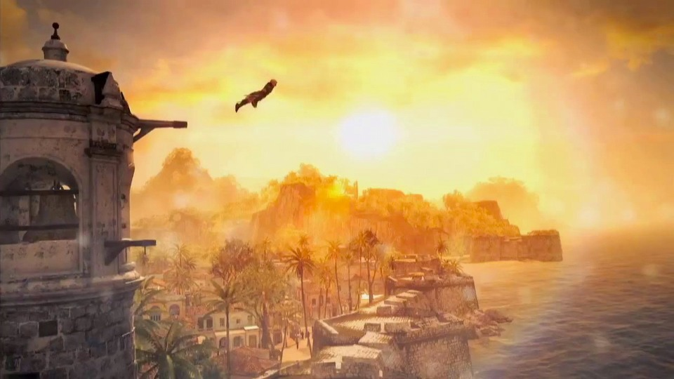 Assassin's Creed IV: Black Flag PS4 exclusive content trailer