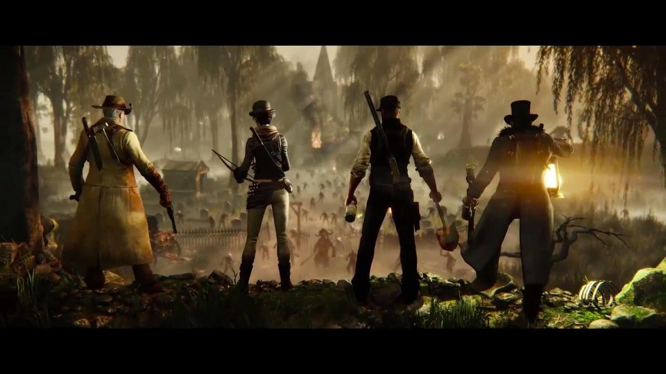 Hunt: Showdown trailer
