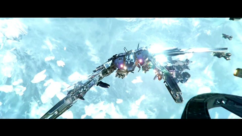 EVE: Valkyrie - Warzone Warzone Launch Trailer