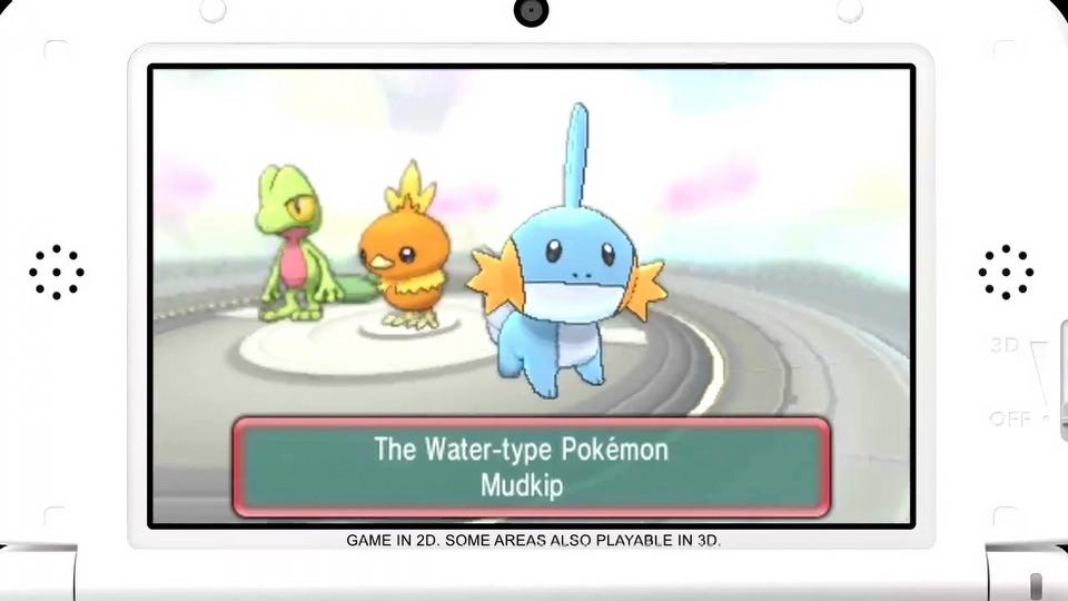 Pokemon Omega Ruby E3 2014 - trailer