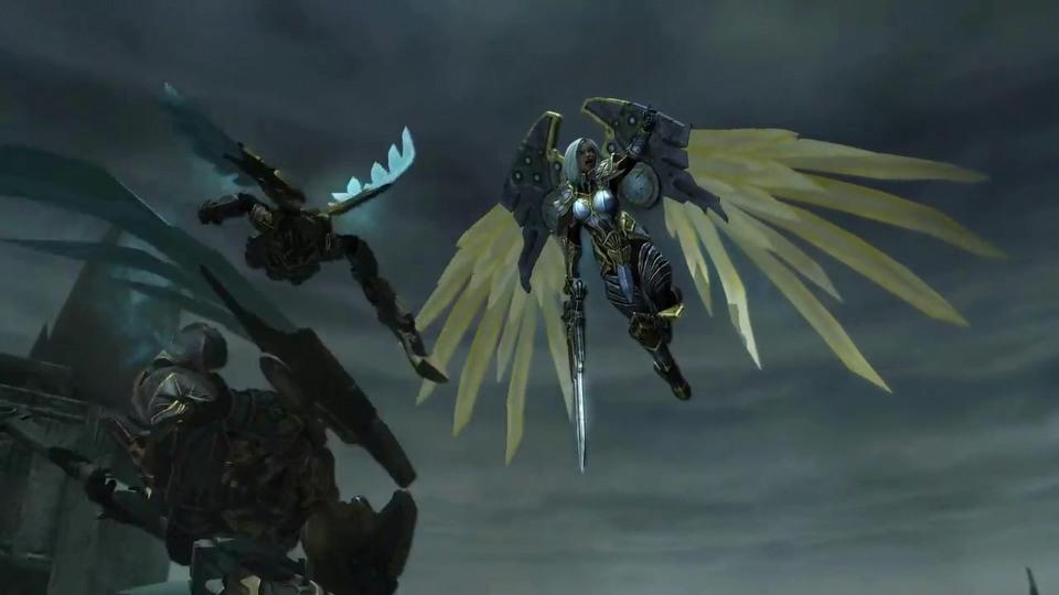 Darksiders Warmastered Edition launch trailer