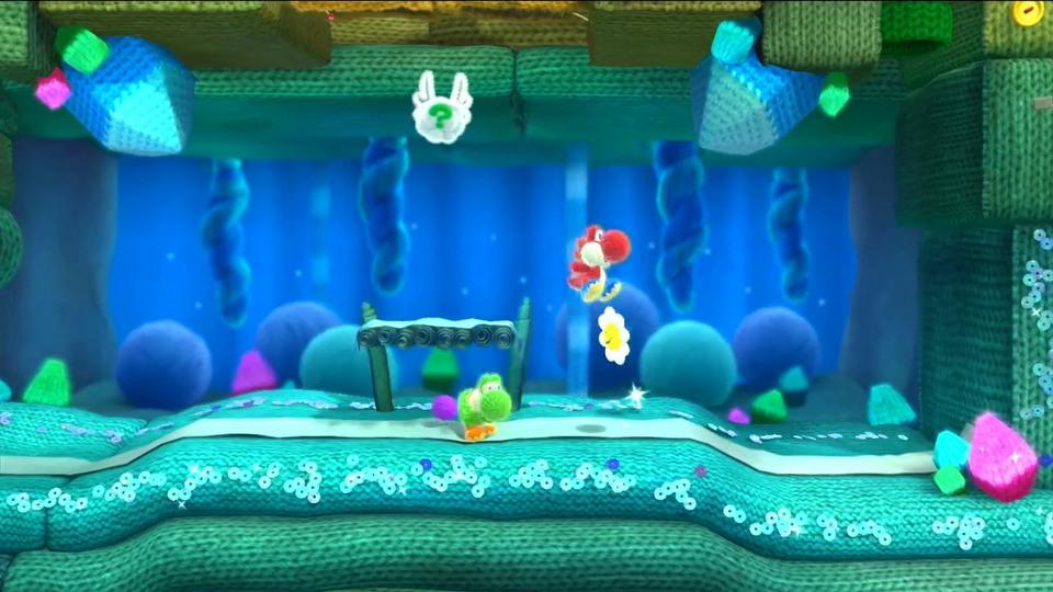 Yoshi's Wooly World E3 2015 - trailer