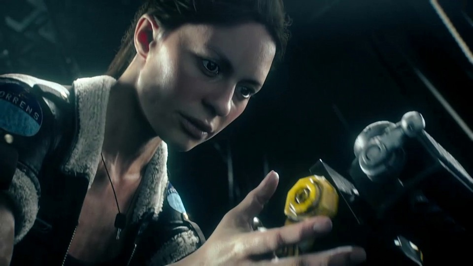 Alien: Isolation gamescom 2014 - trailer