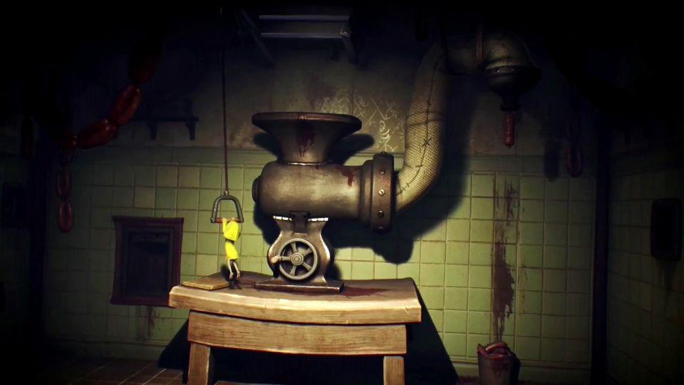 Little Nightmares launch trailer - Childhood fears